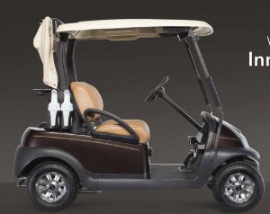CLUB CAR VEHICLES DE GOLF