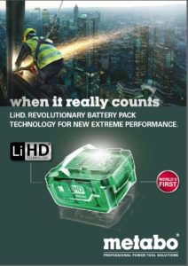 LiHD Battery Technology